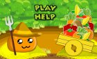 Игра соберите урожай и winx и аниме картинки!