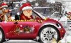 Игра Дед Мороз Развозит подарки и арты winx