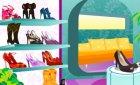 Игра расставь обувь и авы winx анимационные