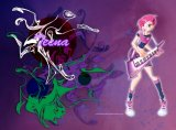 Новые обои винкс на рок концерте (Winx Wallpapers)