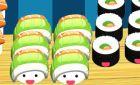 Игра Тест Суши для поклонниц winx!
