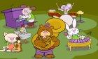 Игра питомцы музыканты для вас поклоницы WINX